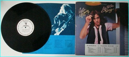 Eddie MONEY: Life For The Taking [The God of A.O.R. Great L.P PROMO] Check samples