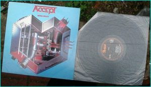 ACCEPT: Metal Heart LP. Check video
