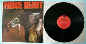 FIERCE HEART: Fierce Heart LP. King James, Rex Carroll Band, Whitecross, Winter Hawk Check samples