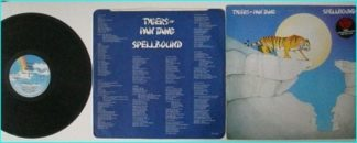TYGERS OF PAN TANG: Spellbound LP [Classic 1981 inner] Check sample