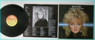 "BONNIE TYLER Faster than the speed of night LP. Incl. ""Total Eclipse Of The Heart"". Check VIDEO"