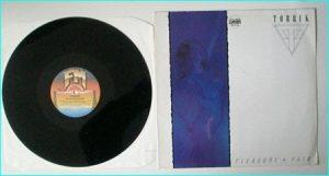 TOBRUK: Pleasure Pain LP [Quality UK Hard Rock] check out AUDIO
