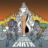 FIVE HORSE JOHNSON: The Last Men on Earth CD blues based Hard rock / stoner Check VIDEOS Mp3s