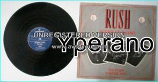"""RUSH: Spirit of Radio 12"""" [(2) The Trees, (3) Working Man] Check video"""