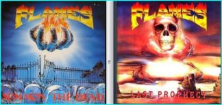 FLAMES: Summon The Dead Last Prophecy [2 classic albums in 1 CD] archaic Thrash Metal. 17 killer songs. Check videos