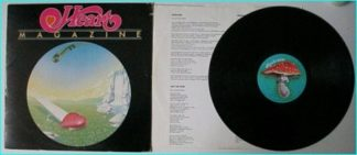 HEART Magazine [Mushroom Records (1978) LP] CHECK VIDEO
