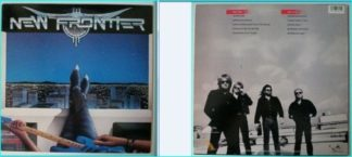 NEW FRONTIER: S/T New Frontier LP 1988 [Ex- Gamma members. Richie Zito produced A.O.R] Check Audio
