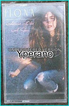 FIONA: Heart like a Gun [ 2nd Fiona tape - sealed] Hard Rock A.O.R Hit songs. Check video