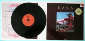 SAGA: In Transit LP (LIVE in Munich n Copenhagen) [Very, Very Good Progressive album, fantastic production]