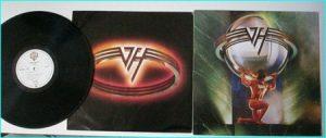 VAN HALEN 5150 LP