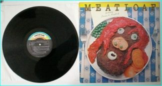 MEAT LOAF (featuring Stoney n Meatloaf) [Rare LP on Prodigal, a division of Motown] Check AUDIO SAMPLE.