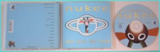 NUKEE: Are you for real CD Modern funky heavy sounds. Ultra RARE HARD / IMPOSSIBLE TO FIND.