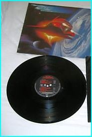 ZZ TOP: AFTERBURNER LP. Check samples