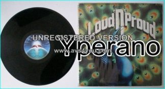 NAZARETH: Loud N Proud LP. Classic Hard Rock. Gatefold album. Number one [UK charts] Check VIDEOS