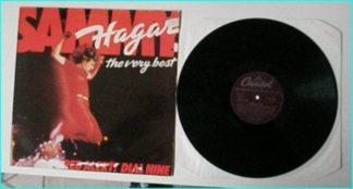 Sammy HAGAR: Red Alert Dial Nine. The Very Best Of LP