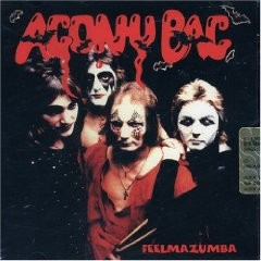 AGONY BAG: Feelmazumba CD. EX Black Widow (legendary UK metal band). Check samples members