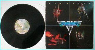 VAN HALEN: s.t, 1st, debut LP