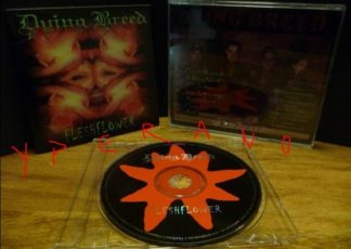 DYING BREED: Fleshflower CD SUPER RARE [Death Metal from California]