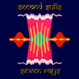 SECOND SUFIS: Seven Days CD 71 minutes of atmospheric experimental music