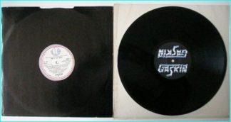 GASKIN: End Of The World LP [Rare gatefold N.W.O.B.H.M. Very good lyrics Lars Ulrich loves them] Check samples