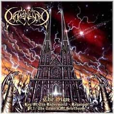 DAEMONLORD: The Sign Pt.1: The Towers of Griefdoom CD [Black Metal, Basque country, Spain]