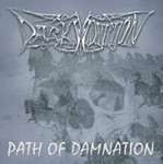 DARK DECEPTION: Path of Damnation CD [Black Metal from Austria] Check samples