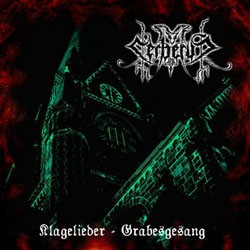 CERBERUS : Klagelieder: Grabesgesang CD Black MetaL CHECK VIDEO