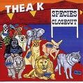 THEA K Species Closeout CD folksy rock, pop, etc.