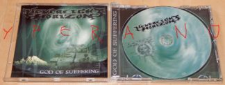 NEVERLIGHT HORIZON: God of Suffering CD Death Metal from Belgium. Check samples