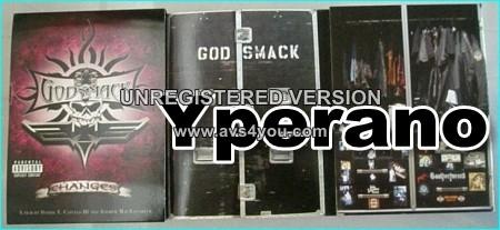 GODSMACK: Changes DVD