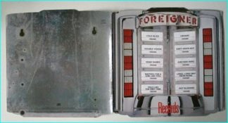 "FOREIGNER Records LP (Best Of) Die-cut packaged as a gate fold 12"" LP"