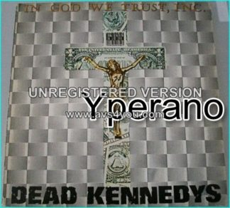 DEAD KENNEDYS : In God We Trust, Inc. (Statik Records, France 1981) Listen to the whole E.P