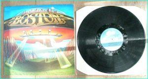 BOSTON Dont Look Back [Classic Timeless Hard Rock Gatefold LP] Check video