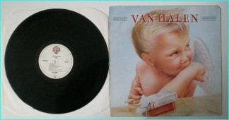 VAN HALEN: 1984 LP