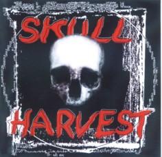 SKULL HARVEST: s.t S/T CDR PROMO 2001 German Thrash Metal