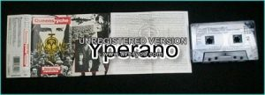 QUEENSRYCHE: Operation Mindcrime [tape]