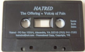 HATRED: The offering Voices of Pain [tape] Check samples