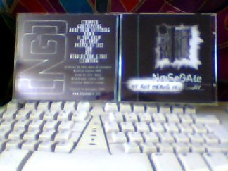NOISEGATE: By any means necessary CD £0 free for orders of £20 [Later day Pantera]
