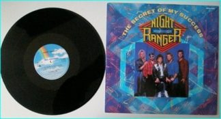 "NIGHT RANGER The Secret of my success 12"" [Check video]"