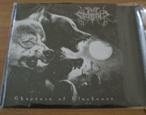 CERBERUS: Chapters of Blackness CD BLACK METAL. CHECK VIDEO