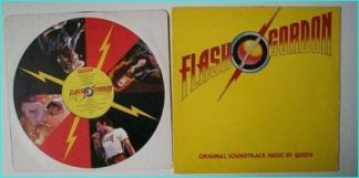 QUEEN: Flash Gordon (Original Soundtrack music by Queen) LP