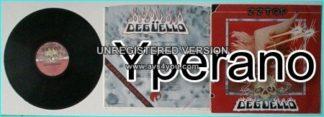 ZZ TOP: Deguello LP Check samples