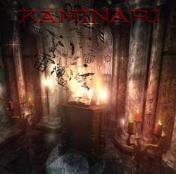 KAMINARI: S/T CD Self-Released Heavy Hard Rock from Germany.