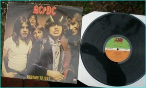 ACDC: Highway to hell LP