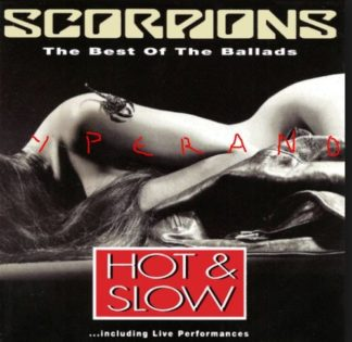 SCORPIONS: The Best of the Ballads Hot and Slow CD. Including Live Performances 70s. Check all samples. Free for orders of £50