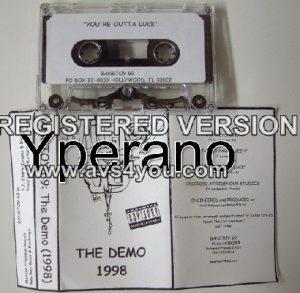 BANGTOY 69: The demo (1998) [Tape] Check samples