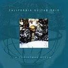 CALIFORNIA GUITAR TRIO: A Christmas Album CD King Crimson, Peter Gabriel members.