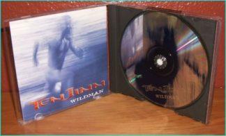 TEN JINN: Wildman CD Progressive Hard rock, some Rush Saga.CHECK 3 AUDIO SAMPLES