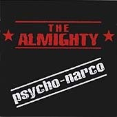 The Almighty: Psycho-narco CD 2001 Check killer samples