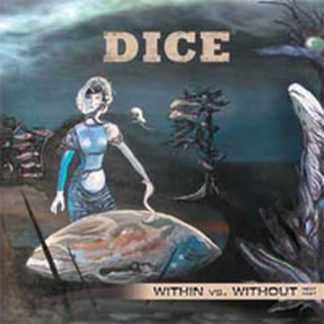 DICE: Within vs.Without CD. Prog rock a la early IQ or Marillion. Holes in booklets hence the cheap price. Check samples